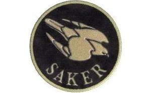 Saker cars logo